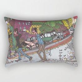 Jill's Street Rectangular Pillow