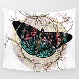 Toxiphobia Papillio Wall Tapestry