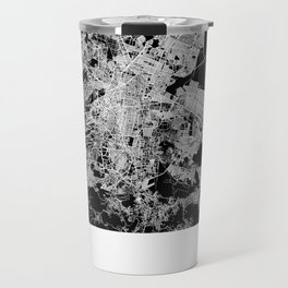 mexico map Travel Mug
