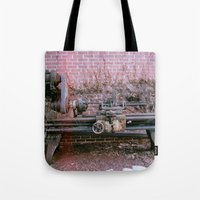 steampunk Tote Bags featuring Steampunk by xxxx