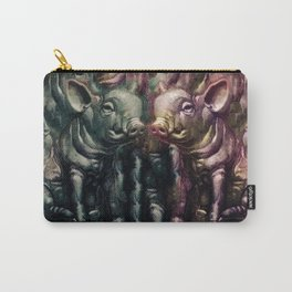 pig invasion Carry-All Pouch