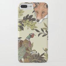 Fox & Pheasant iPhone 7 Plus Slim Case
