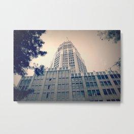 La Torre Metal Print