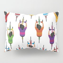 Cycling Squad Pillow Sham