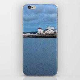 Weston-super-Mare Marine Lake iPhone Skin