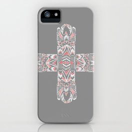 Pocatiki Tribe iPhone Case
