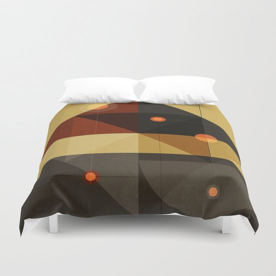 Geometric/Abstract 6 Duvet Cover