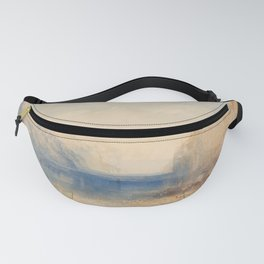 "J.M.W. Turner ""Fluelen- Morning (looking towards the lake)"" Fanny Pack"