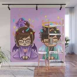 002 : Japanese Happy New Year Wall Mural