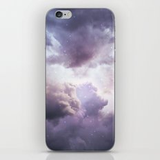 The Skies Are Painted II iPhone & iPod Skin