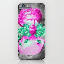 Consumerism iPhone Case