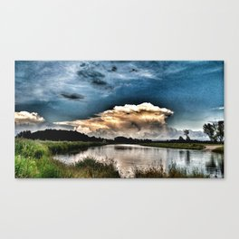 Mother Nature's Power Canvas Print