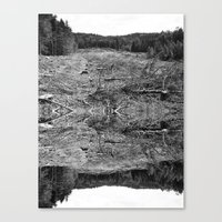 sweden Canvas Prints featuring Sweden by Tgdesign