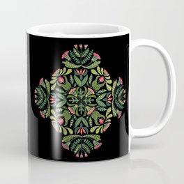 Little Red Riding Hood mandala Coffee Mug