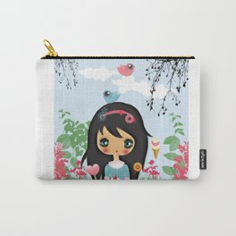 ppinkydolls art print Carry-All Pouch