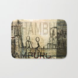 Hamburg Bath Mat