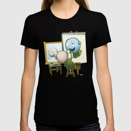Baby Norman Zombiewell T-shirt