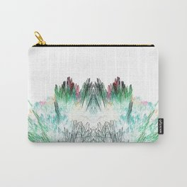 Sequins 3D Explosion #2 Carry-All Pouch