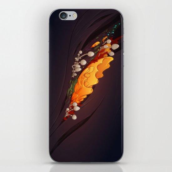 Breakdown iPhone & iPod Skin