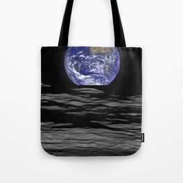 Earthrise Tote Bag