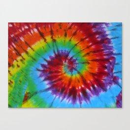 Tie Dye 004 Canvas Print