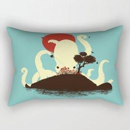 Octopus's Garden Rectangular Pillow