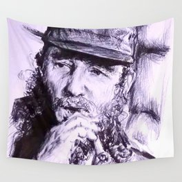 Castro Wall Tapestry