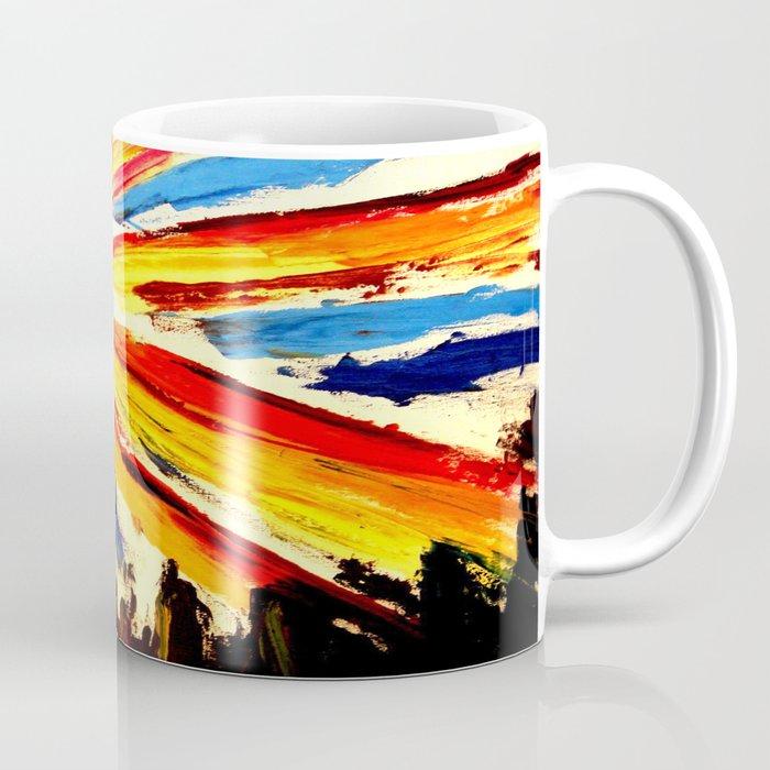 Big Sun Coffee Mug