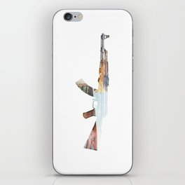 AK 47 iPhone Skin