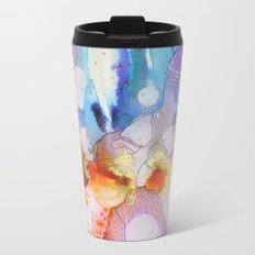 Dame plume Metal Travel Mug
