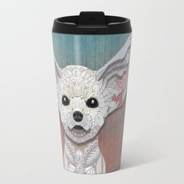 Fennec Fox Travel Mug