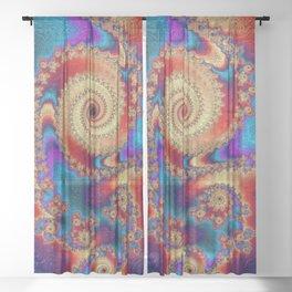 Bohemian Dream Sheer Curtain