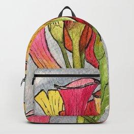 Calla Lilies Backpack