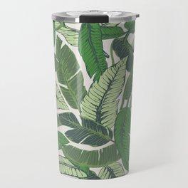 Savusavu Tropical Print Travel Mug