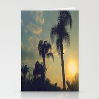 florida Stationery Cards featuring Florida by Jillian Stanton