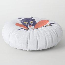 Ping Pong Panthers Floor Pillow