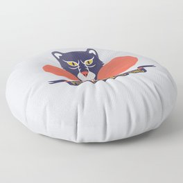 Ping Pong Panthers Floor Pillow