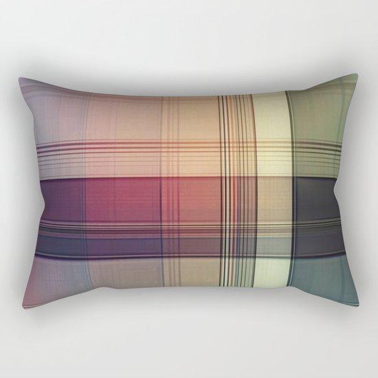 Lines/Abstract 15 Rectangular Pillow
