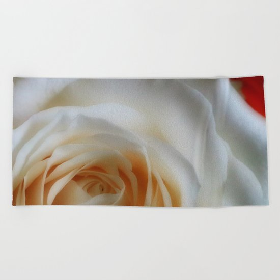 Floral Perfection Beach Towel