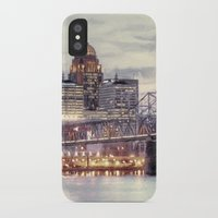 kentucky iPhone & iPod Cases featuring Louisville Kentucky by ThePhotoGuyDarren