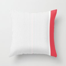 Dotted 185U Throw Pillow