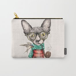 Mr.Peterbald Carry-All Pouch