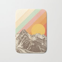 Mountainscape 1 Bath Mat