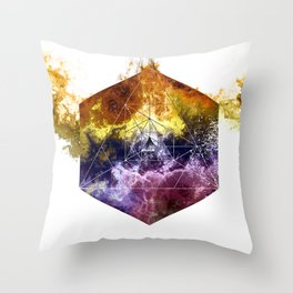 astral Throw Pillow