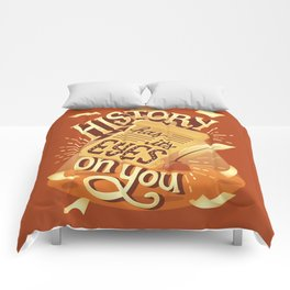 History Comforters