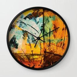 Ribeirinhos Wall Clock