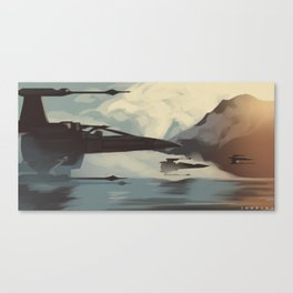 SW:TFA Canvas Print