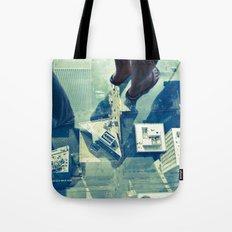 The Real Skybox Tote Bag