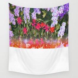 A Secret Garden Wall Tapestry