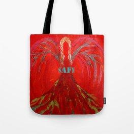 Feel SAFE Angel Tote Bag